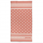 Neck Tube Scarf - Coral