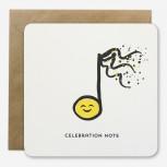 Celebration note
