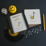 Music notes box set (8)