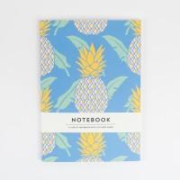 Pineapple Paperback Notebook