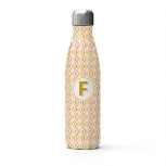 Seaweed Geo Print Water Bottle