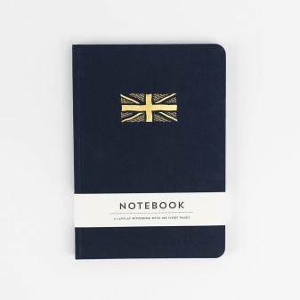 Union Jack Hardback Notebook