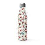 Watermelon Slices Pattern Water bottle